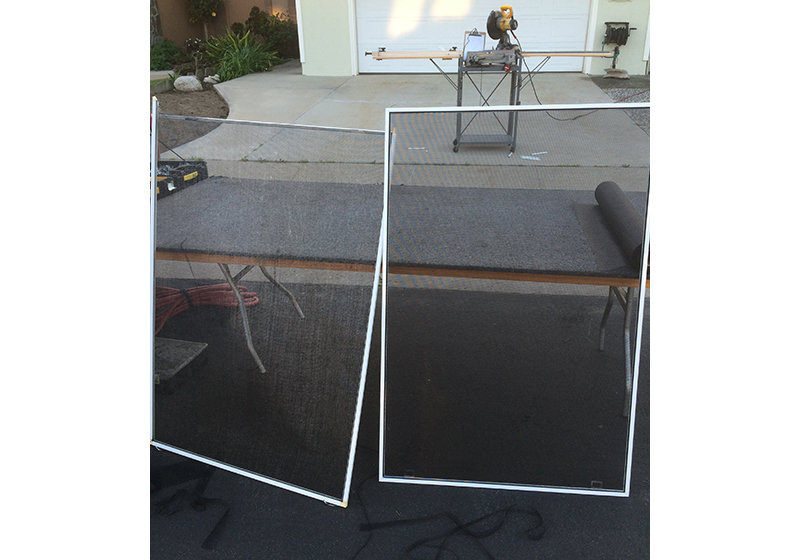 Mobile Window Screen Repair Services