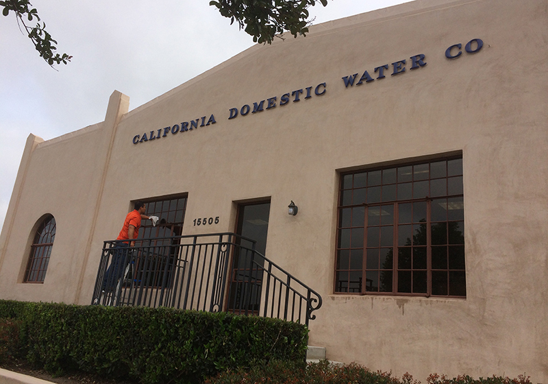 Commercial Window Cleaning in Whittier, CA