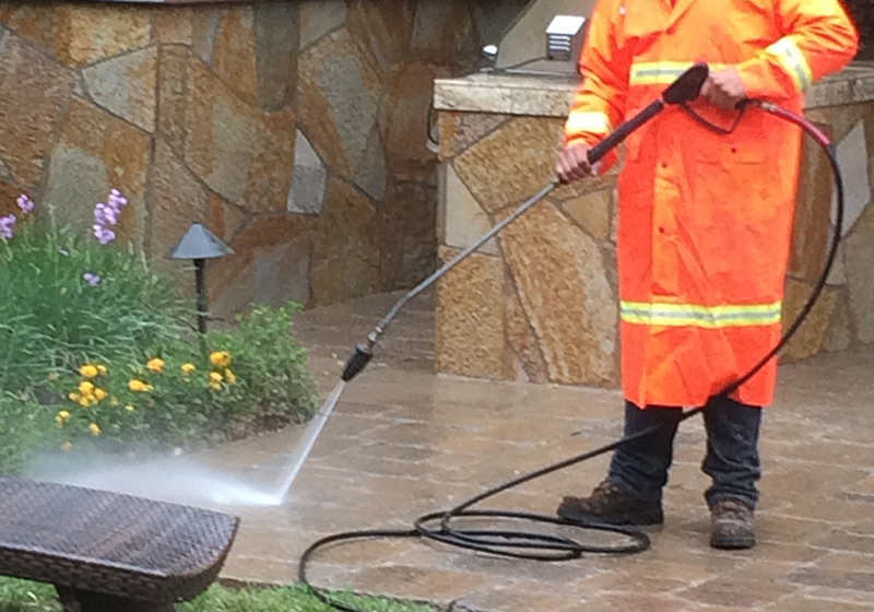 Patio, Deck, Roof, Driveway Power Washing Services
