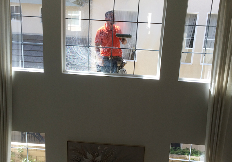 Building Window Cleaning Services