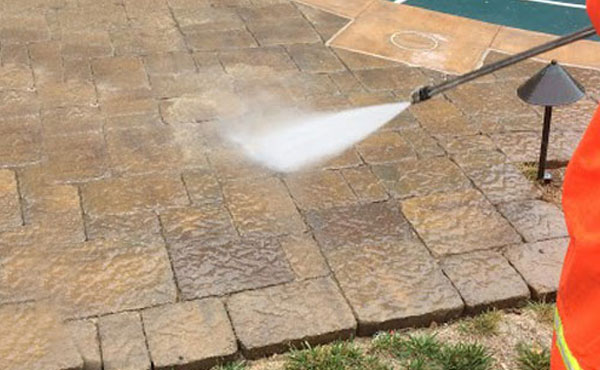 Spraying for Patio, Decks & Roofs